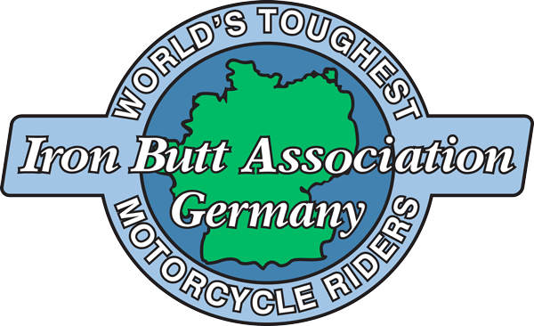 Patch der Iron Butt Association Germany